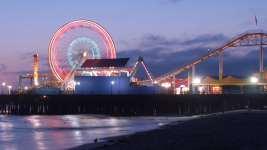 Why I Adore the Historic Santa Monica Pier