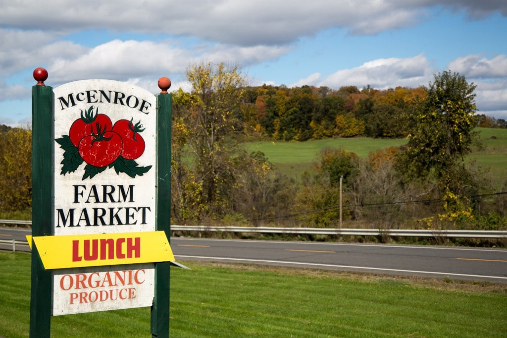 The Best Fall Drive in New York's Hudson Valley