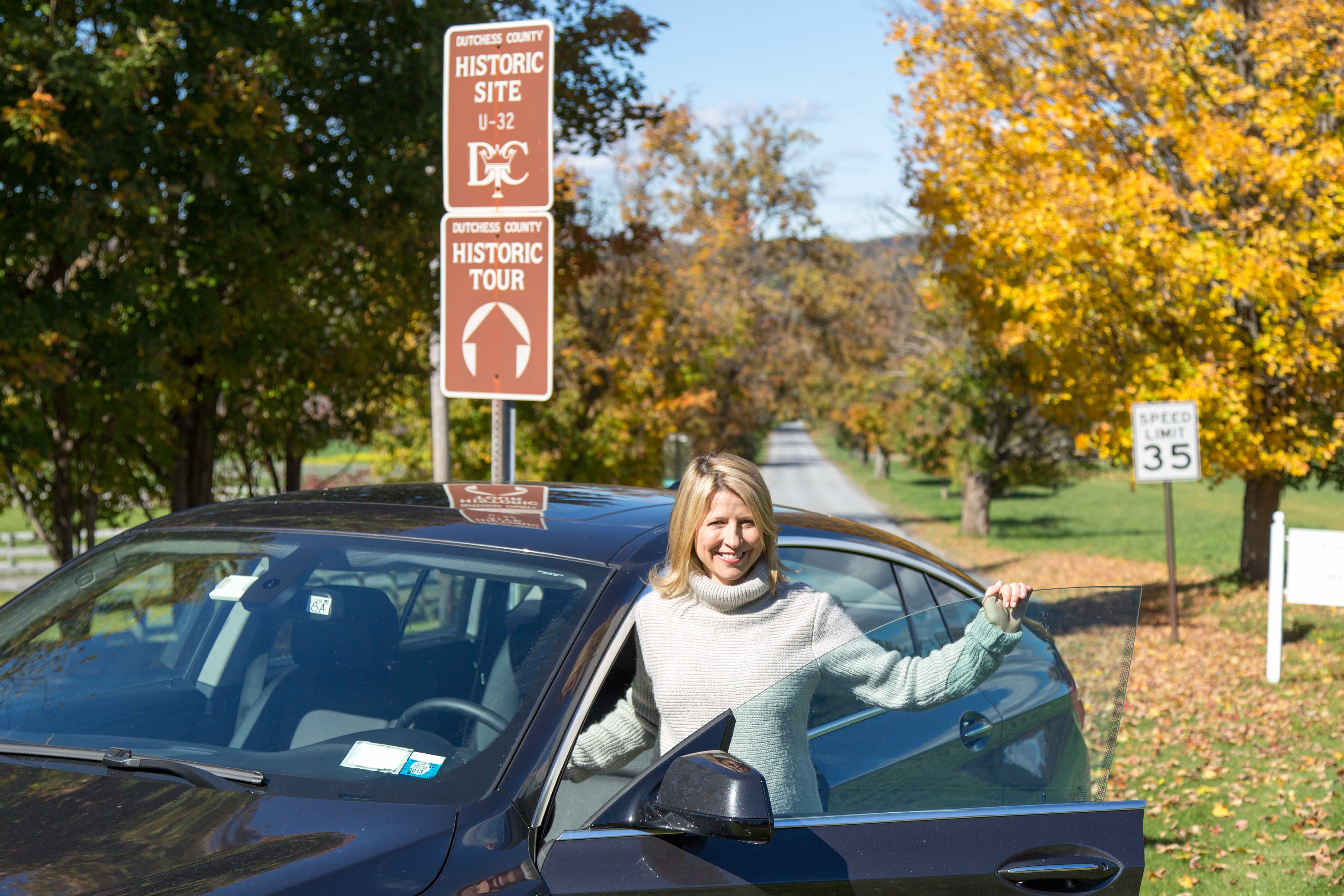 My Favorite Fall Drive In The Hudson Valley