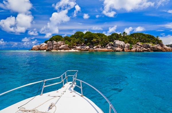 Royal Couple Honeymoon in Seychelles
