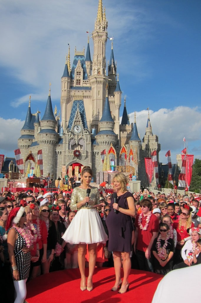 Samantha Brown pregnant Disney