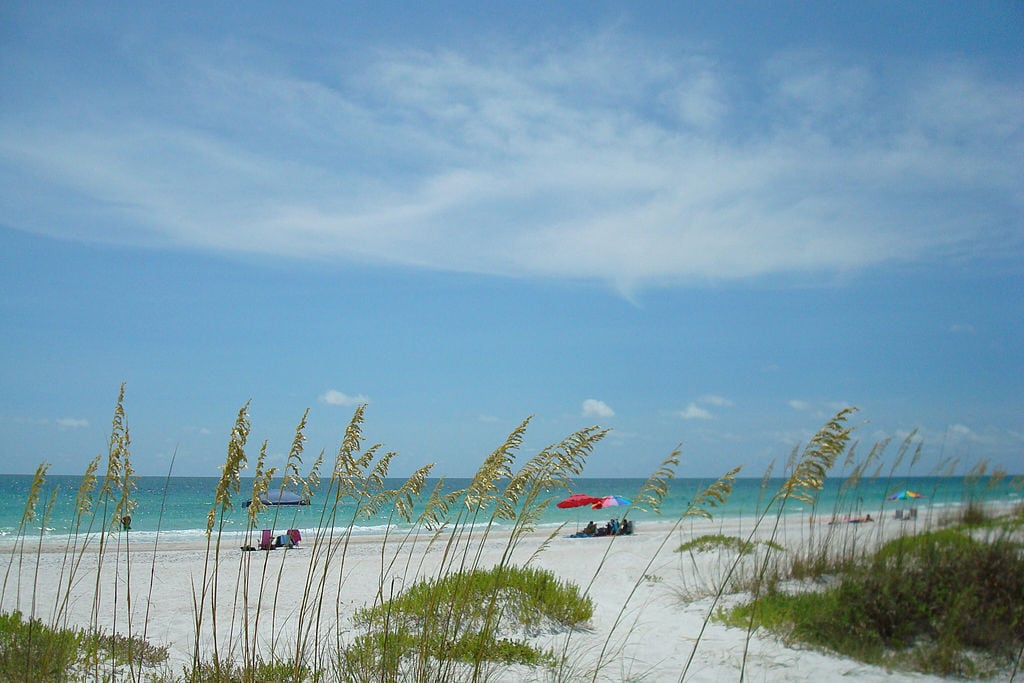 Images Of Beaches On Anna Maria Island