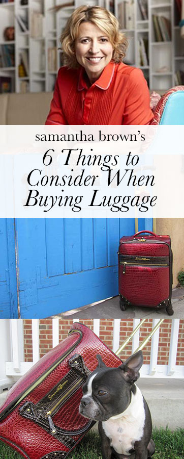 6 Things to Consider When Buying Luggage