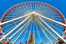5 of American's Best Ferris Wheels