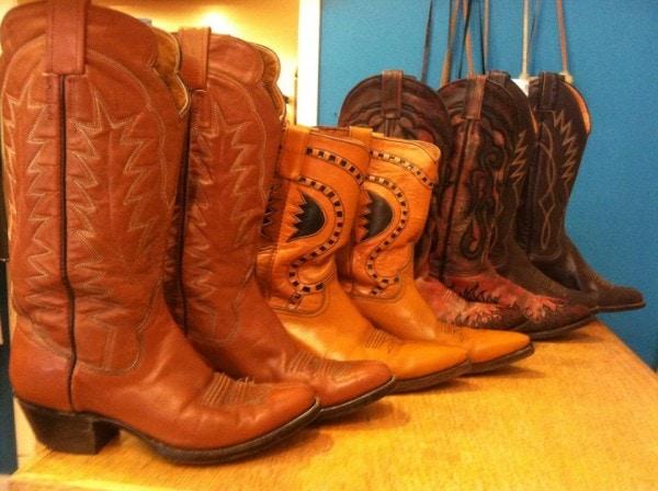 Vintage Jackson - Cowboy Boots