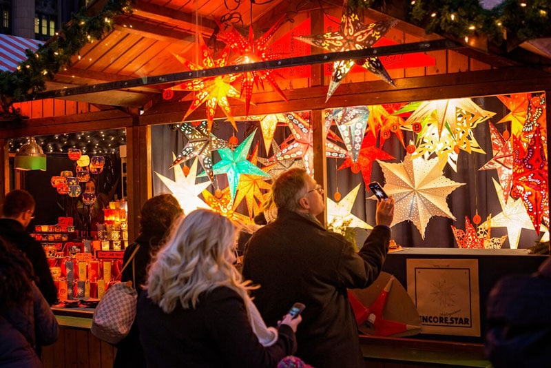 6 beautiful christmas markets in the usa