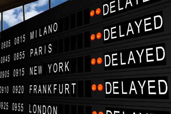 Stranded At The Airport? Here's How To Get Home.