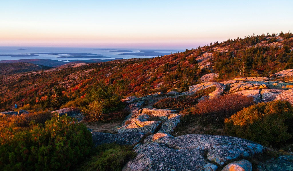 8 Of The Best National Parks To Visit In Fall