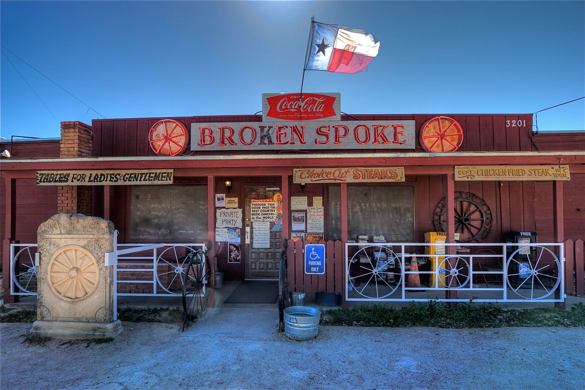 My Visit To Austin's Broken Spoke Dancehall