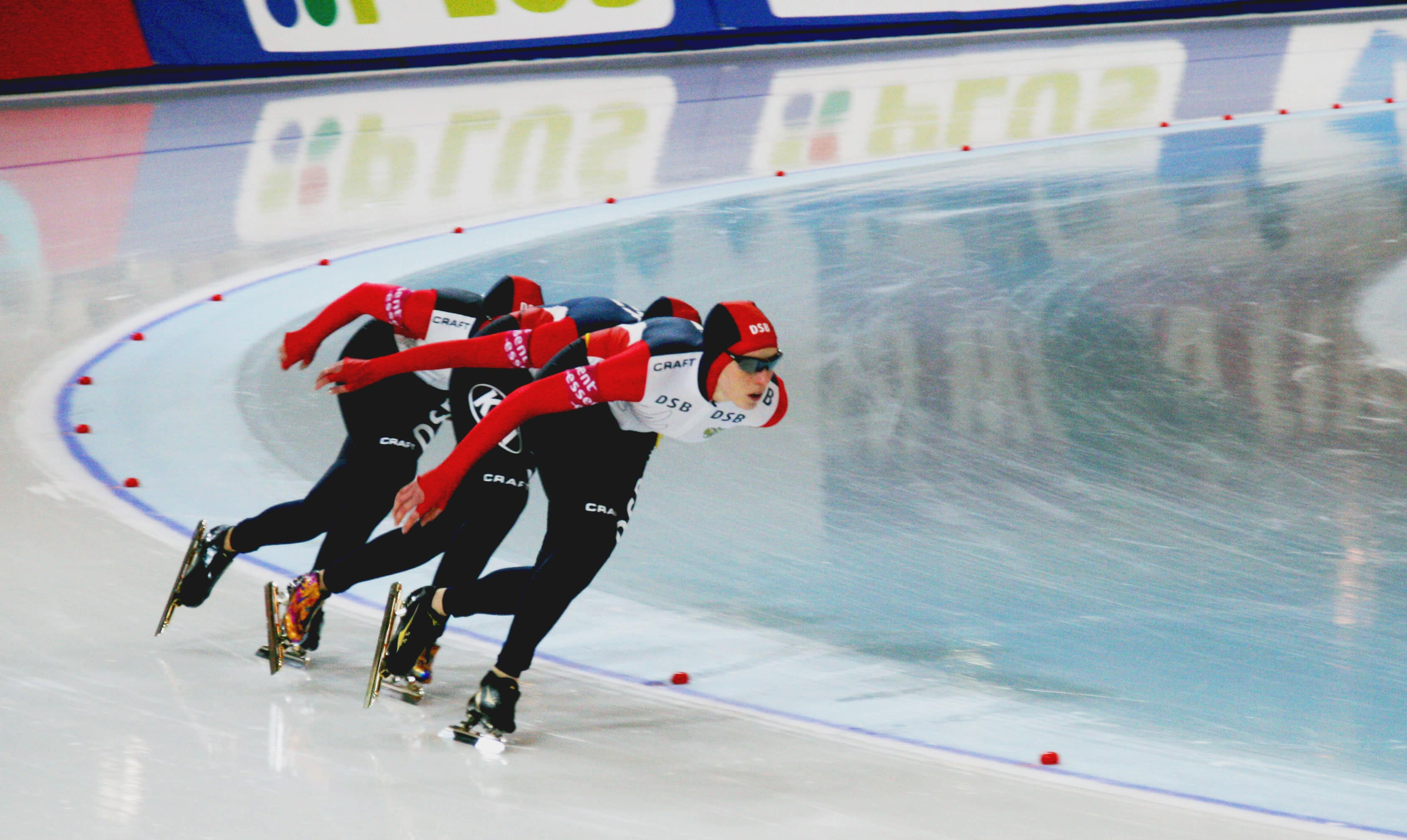 What It Takes To Become An Olympic Speed Skater