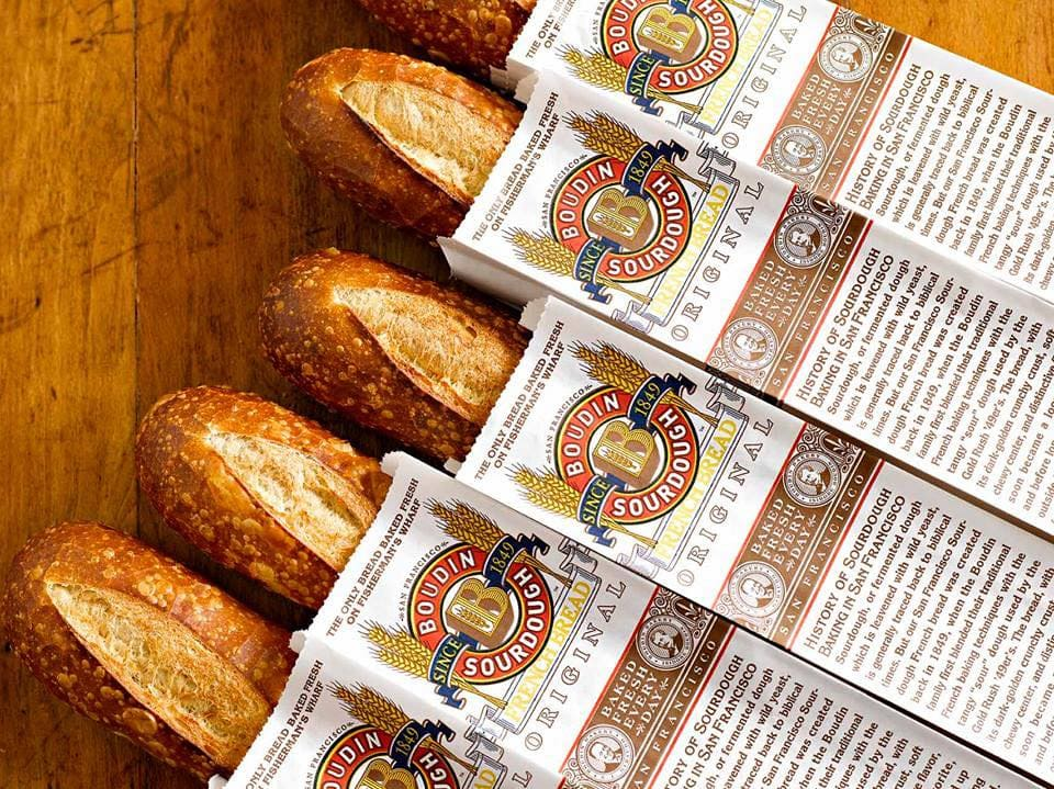 Boudin Bakery - San Francisco