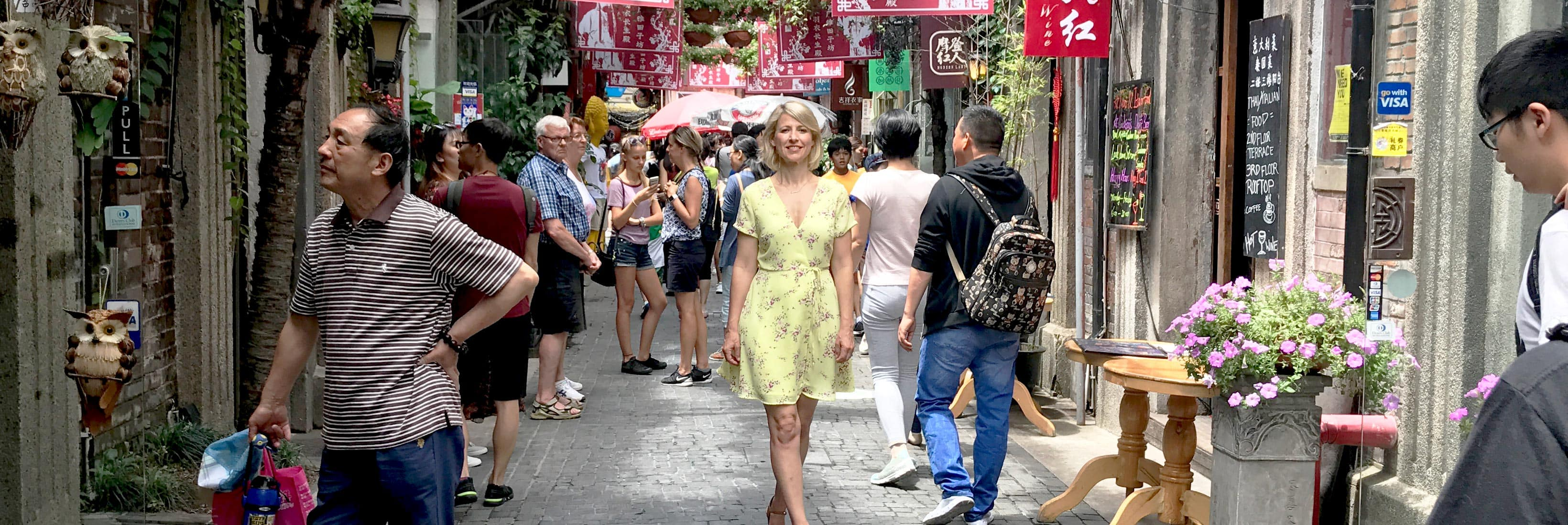 Samantha Brown - Places to Love - Shanghai