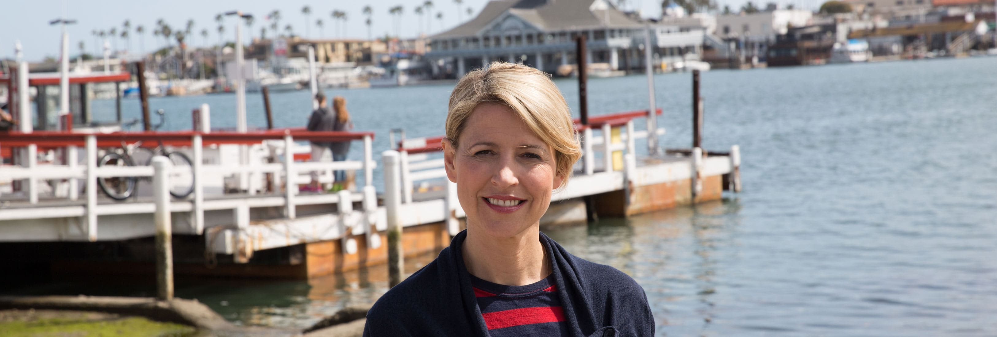 Places to Love - Orange County - Samantha Brown
