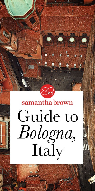 Bologna boasts all the art and food we Americans demand of our sometimes once-in-a-lifetime Italian vacation. Benvenuto to your new favorite city!