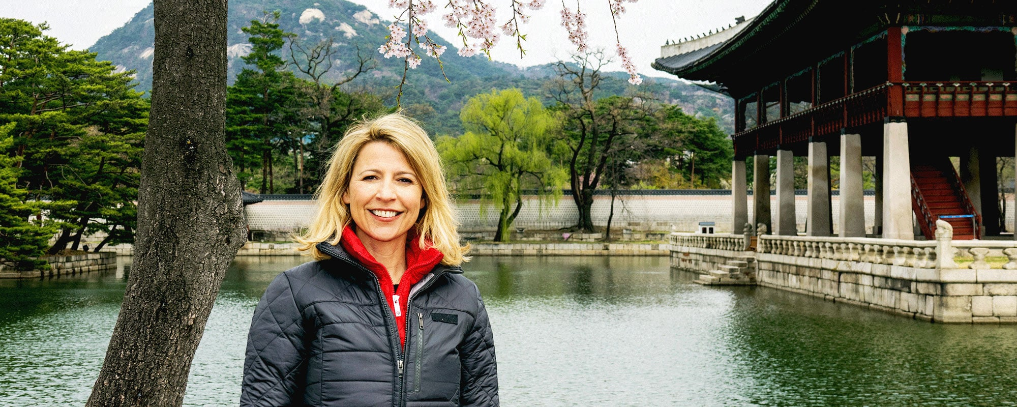 Samantha Brown Places to love - Seoul