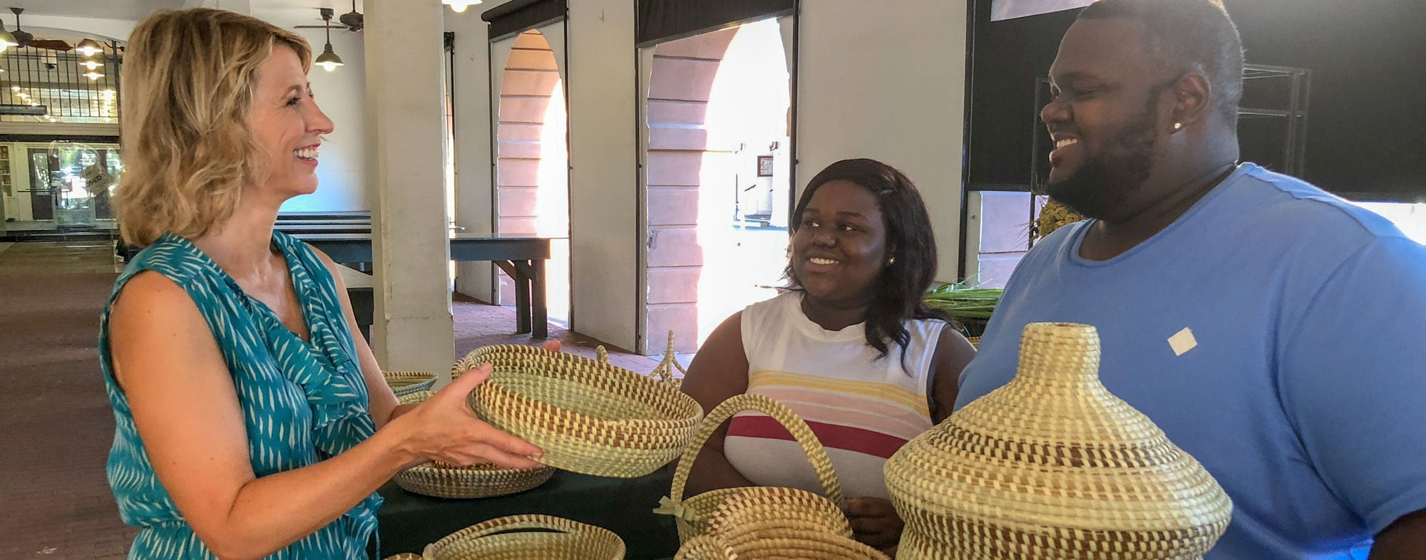 Charleston Places To Love - Samantha Brown